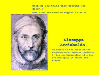 Arcimbaldo. Master magician.
