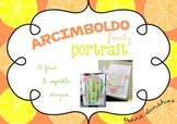Arcimboldo fruity portrait