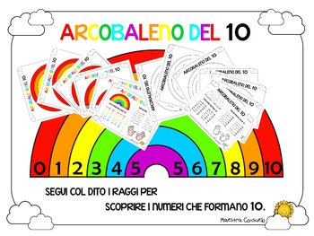 Arcobaleno del 10 - Rainbow to 10
