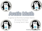 Arctic 10 more and less and 1 more and less