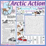 Arctic Action Puzzle Set