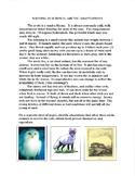 Arctic Adaptations Writing Activity