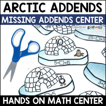 Arctic Missing Addends Center