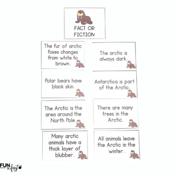 Arctic Adventure Day (A Classroom Transformation