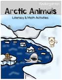 Arctic Animals Math and Literacy Activities