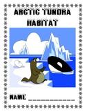 Arctic Animal Adaptations Lapbook