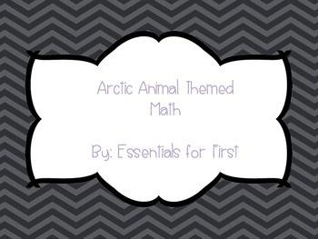 Arctic Animal Addition Activity