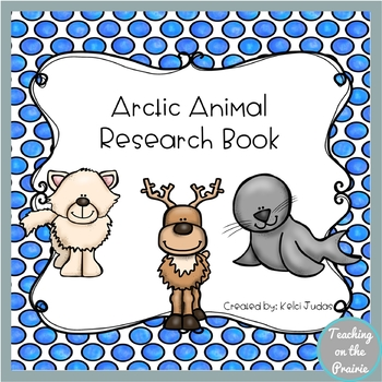 Arctic Animal Book Project