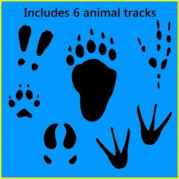 Arctic Animal Clip Art Sampler {FREEBIE}