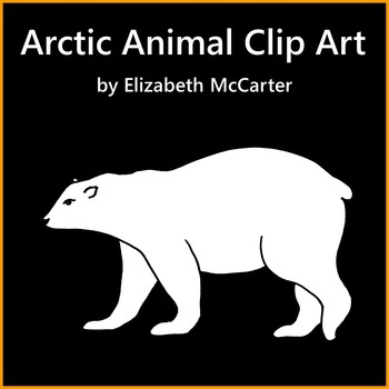 Arctic Animal Clip Art Sampler {FREEBIE}