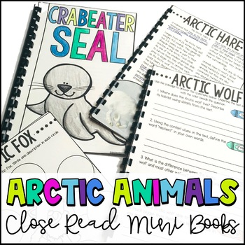 Arctic Animal Close Reads