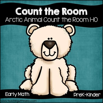 Arctic Animal Count the Room