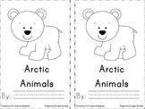 Arctic Animal Emergent Reader