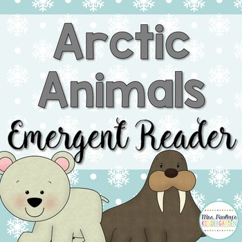 Arctic Animal Emergent Readers