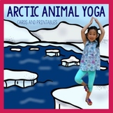 Arctic Animal KIDS Yoga
