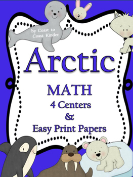 Arctic Animal Math