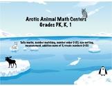 Arctic Animal Math Centers