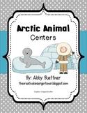 Polar Animal Math and Literacy Centers