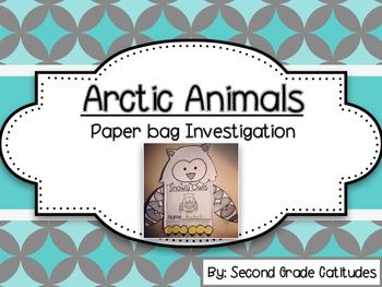Arctic Animals- A Habitat Paper Bag Investigation