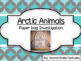 Arctic Animals- A Habitat Paper Bag Investigation