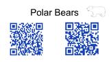 Arctic Animal QR Codes