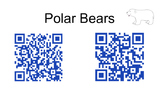 Arctic Animal QR Codes