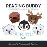 Arctic Animal Reading Buddies - Circle Time Activity