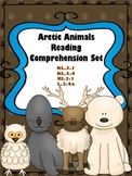 Arctic Animal Reading Comprehension Set