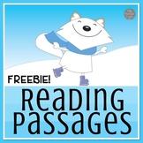 Arctic Animal Reading Passages Freebie!