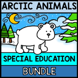 Arctic Animal Research - CUSTOM BUNDLE - Special Education - Reading and Writing