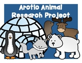 Arctic Animal Research and Book Project