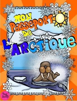 Arctic Animal Research Book ~ French ~ Les animaux de l'Arctique