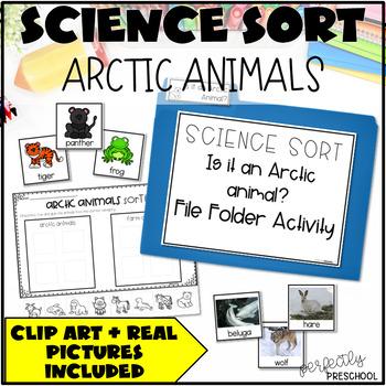 Arctic Animal Sort