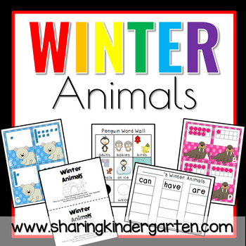 Winter Animal Unit