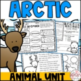Arctic Animals Unit for Kindergarten