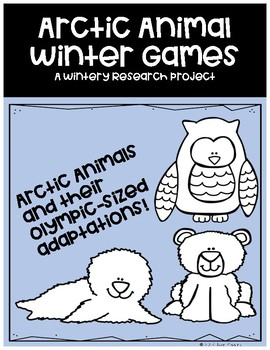 Research - Arctic Animal Olympic-Sized Adaptations