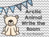 Arctic Animal Write the Room