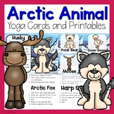 Arctic Animal Yoga