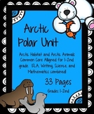 Arctic  Animal and Polar Habitat Unit K-2nd