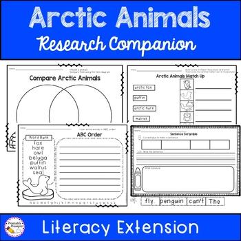 Arctic Animals Research Activities