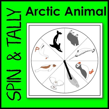 Arctic Animal Spin and Tally Math Center