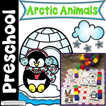 Arctic Animals Activities