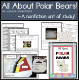 Arctic Animals: All About Polar Bears!