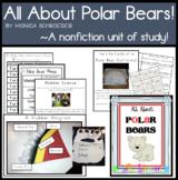 Arctic Animals: All About Polar Bears!