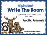 Arctic Animals - Alphabet Write The Room