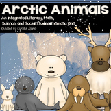 Arctic Animals Polar Animals Distance Learning Home School Independent Packet