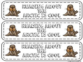 Arctic Animals Are Cool!