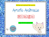 Arctic Animals - Bingo - FREE