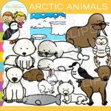 Arctic Animals Clip Art