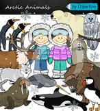 Arctic Animals Clip Art